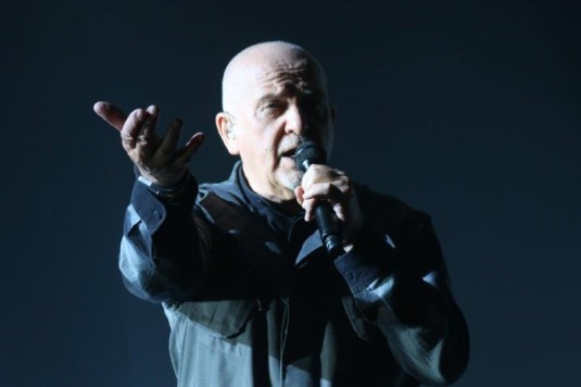 Jedna z nejzásadnějších postav světové hudby Peter Gabriel v Ostravě.