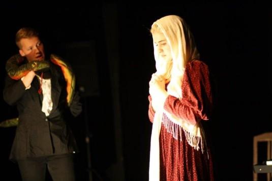 První den festivalu nabídl mimo jiné představení Gabrieliáda.