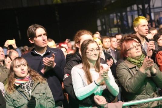 irish-publikum