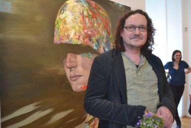 Malíř Pavel Šmíd: Jan Balabán mi schází v diskusích, třeba o fašizaci společnosti