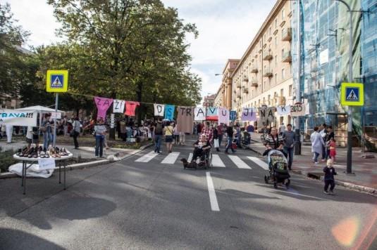 Sousedská slavnost Zažít Ostravu jinak oživila ulice města.
