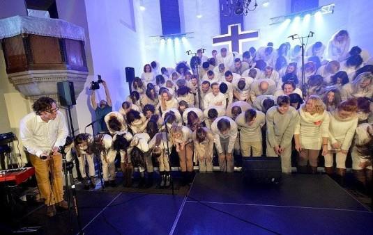 gospel-konec