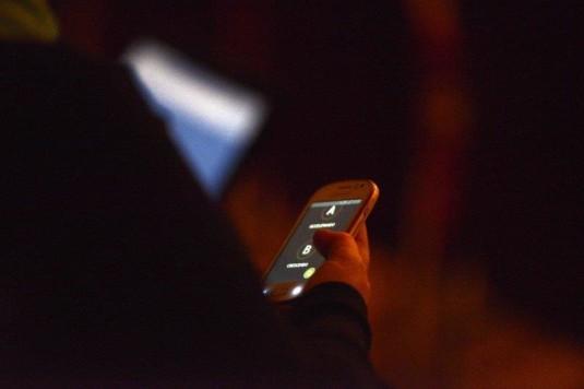 Diváci ovlivňovali průběh večera pomocí telefonů.