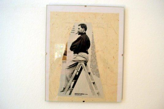 Kovandova Koláž s Alfonsem Muchou