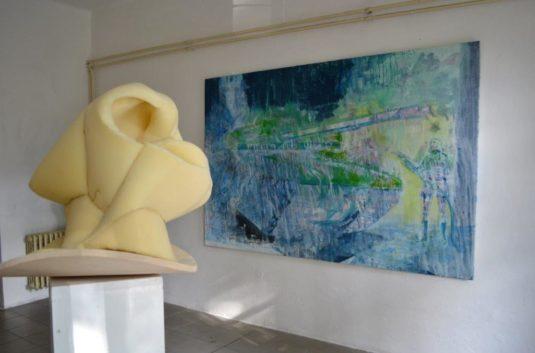 Výstava Martina Froulíka