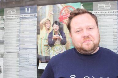 Vladimír Šmehlík: S chutí bych vynadal člověku, který přestěhoval Atlantik z Fifejd do obytného domu v centru