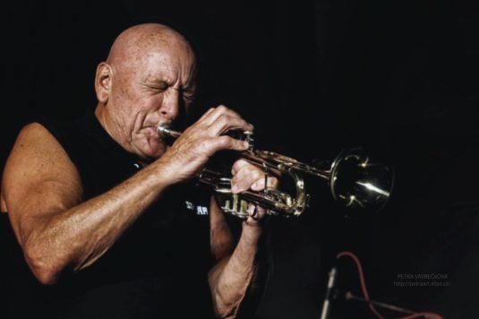 Jazzový král trubky navštívil Hradec nad Moravicí.