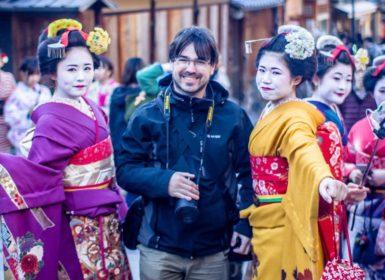 Ósaka má s Ostravou mnoho společného, říká pořadatel Japonských dnů Jan Kudla