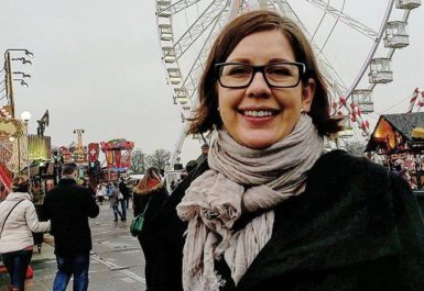 Koordinátorka festivalu Jeden svět v Ostravě Kristýna Konczyna: Stoupá nám návštěvnost i zájem škol