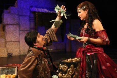 Cikánský baron ve Slezském divadle je skvělá zábava, která má schopnost zaujmout publikum jakéhokoliv věku