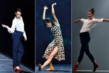 Na Cenu Jantar za balet jsou nominovány tanečnice Lore Jehin, Shino Sakurado a Barbora Šulcová