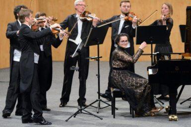 Janáčkův komorní orchestr opět dokázal, že umí s hudbou dělat zázraky