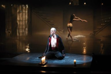 Premiéra baletu Juno a Avos přinesla na jeviště Slezského divadla taneční mystiku