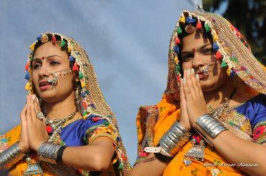 Z Ostravy přes Itálii a Srbsko až do Indie. Velkým finále na hradě skončil 21. ročník festivalu Folklor bez hranic