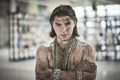 Gilgameš vtrenýrkách je pro mě odrazový můstek, říká herec Vít Hofmann
