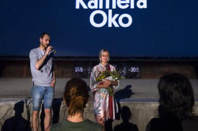 Kreativní ředitelka Ostrava Kamera Oko Gabriela Knýblová: Razíme heslo Méně kvantity, více kvality