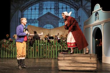 Proč bychom se netěšili, když Slezské divadlo přivedlo na svět znamenitou inscenaci Prodané nevěsty?