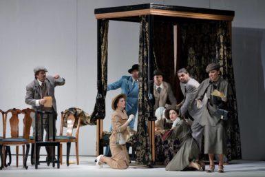 Zdařilým uvedením geniálního Pucciniho Triptychu dosáhla ostravská opera další mety