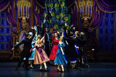 Royal Moscow Ballet připravil Louskáčka podle tradičního receptu a nadchl ostravské publikum