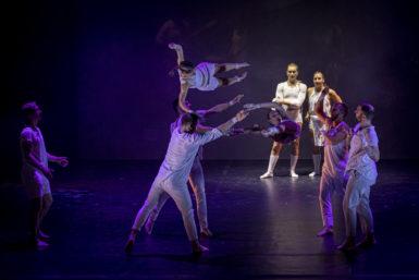 Divadelní program na Colours of Ostrava sklízel dlouhotrvající potlesky vestoje