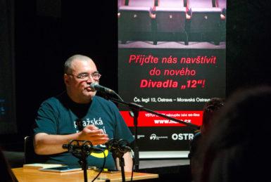 VMary mě fascinovali umělci, u Křižánka hrabalovské postavy, říká rumunský moderátor MAČ Mircea Dan Duta