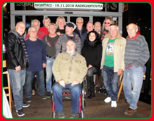 Ze setkání pamětníků v Radegastovně. (Foto: archiv)