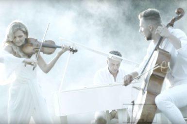 Člověk se potřebuje neustále vyvíjet a pracovat na sobě, říká houslová víla Lucie Klasek