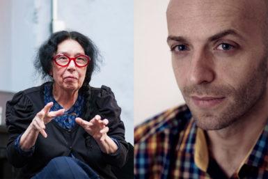 Nina Vangeli a Honza Malík o projektu Příští přísliby: Kudy a jak se tanec vydá dál?