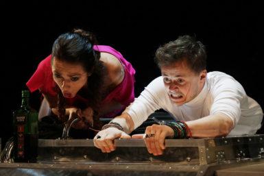 Umění vraždy ve Slezském divadle nabízí mysteriózní zápletku plnou zvratů a vražedných myšlenek