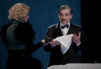 Zdeněk Hrabal si zahraje Hercula Poirota a říká: Vůbec si nejsem jistý, zda jsem takového úkolu hoden