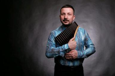 Petr PanFlute pokřtí album v Opavě a říká: Díky mystickému zvuku se Panova flétna těší oblibě