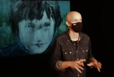 Výtvarník Josef Bolf vzpomíná před výstavou vDomě umění na bohému od Černého pavouka