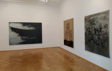 Expozice Martina Froulíka ve Výstavní síni Sokolská 26 tak trochu klame tělem