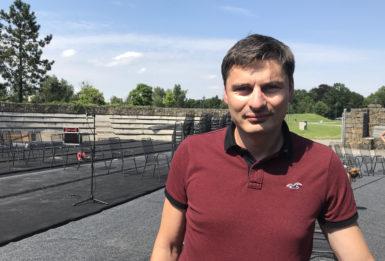 Pořadatel ostravských Shakespearovských slavností Andrej Harmečko: Jsme rádi, že o vstupenky je velký zájem