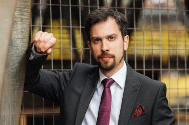 Nový hudební ředitel opery NDM Marek Šedivý: Boj za kulturu nás bohužel čeká všechny