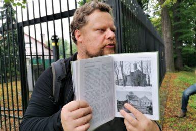 Na Hranečník za uhlím, Havlovým dědečkem a obrazy Lukáše Kleberce aneb Vycházka sFiducií