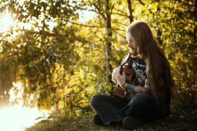 V přírodě čerpám velkou část inspirace, říká Frodys, jenž chystá sólové album i film s hudbou Postcards from Arkham